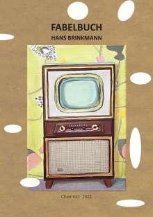 Hans Brinkmann: Fabelbuch, Buch