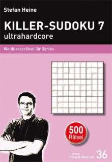 Killer-Sudoku 7 - ultrahardcore, Buch