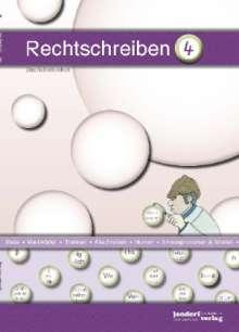 Peter Wachendorf: Rechtschreiben 4, Buch