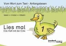 Lies mal 1 - Das Heft mit der Ente, Buch