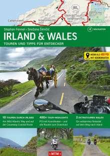 Stephan Fennel: Irland & Wales, Buch