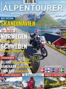 Stephan Fennel: Alpentourer Spezial Skandinavien, Buch