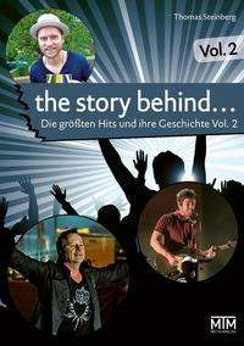 Thomas Steinberg: The Story Behind... Vol. 2, Buch