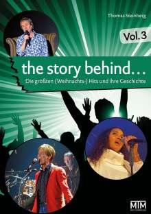 Thomas Steinberg: The Story Behind... Vol. 3, Buch