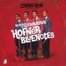 Chris Rea: The Return Of The Fabulous Hofner Bluenotes (Limited-Deluxe-Earbook), 3 CDs