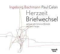 Ingeborg Bachmann: Herzzeit, 4 CDs