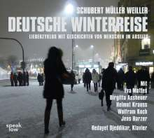 Stefan Weiller: Deutsche Winterreise, CD