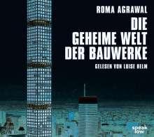 Roma Agrawal: Die geheime Welt der Bauwerke, CD