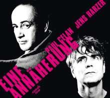 Paul Celan: Eine Annäherung: Paul Celan/Jens Harzer, CD