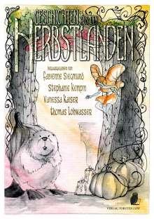 Fabienne Siegmund: Geschichten aus den Herbstlanden, Buch
