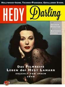 Jochen Förster: Hedy Darling, Buch