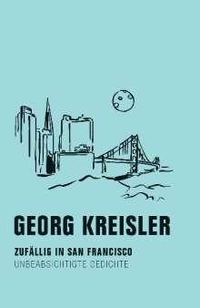 Georg Kreisler: Zufällig in San Francisco, Buch