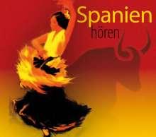Spanien hören, CD