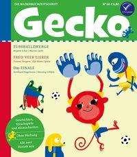 Brigitte Schär: Gecko Kinderzeitschrift Band 66, Buch