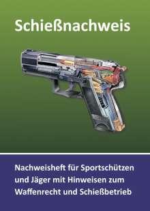 André Busche: Schießnachweis, Buch