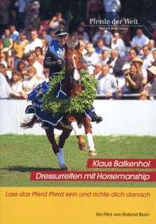 Klaus Balkenhol - Dressurreiten mit Horsemanship, DVD