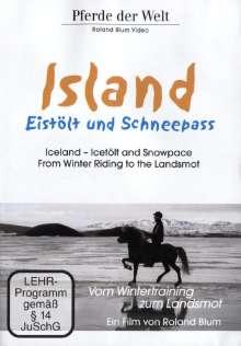 Island - Eistölt und Schneepass, DVD