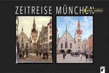 Martin Arz: Zeitreise München, Buch