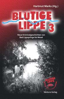 Christine Drews: Blutige Lippe 3, Buch