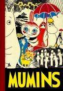 Tove Jansson: Mumins 1, Buch
