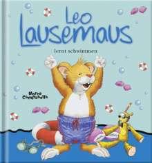 Leo Lausemaus lernt schwimmen, Buch