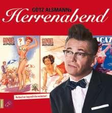 Herrenabend, CD