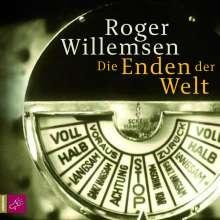 Roger Willemsen (1955-2016): Die Enden der Welt, 6 CDs