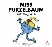 Roger Hargreaves: Miss Purzelbaum, Buch