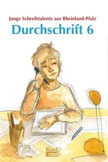 Elisabeth Dahm: Durchschrift 6, Buch