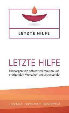 Georg Bollig: Letzte Hilfe, Buch