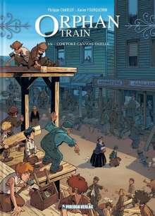 Philippe Charlot: Orphan Train 05 und 06. Cowpoke Canyon / Duelle, Buch