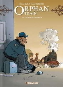 Philippe Charlot: Orphan Train 07/08. Wurzeln / Abschiede, Buch