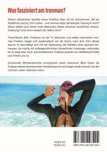 Frank-Martin Belz: Challenge Ironman, Buch