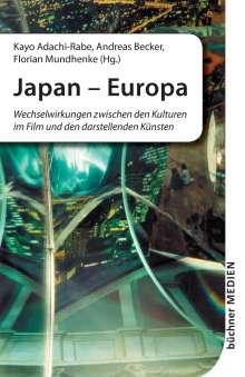 Japan - Europa, Buch