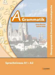 Anne Buscha: A-Grammatik, Buch