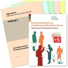 Kurt Guth: Der Einstellungstest zur Ausbildung im öffentlichen Dienst, Buch