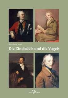 Gerd-Helge Vogel: Die Vogels und die Einsiedels, Buch