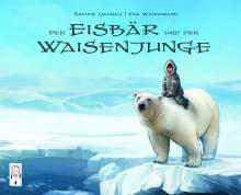 Sakiasi Quanaq: Der Eisbär und der Waisenjunge, Buch