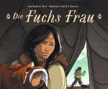 Beatrice Deer: Die Fuchs Frau, Buch