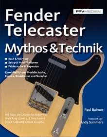 Paul Balmer: Fender Telecaster, Noten