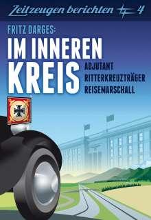 Fritz Darges: Im inneren Kreis, Buch