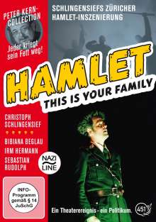 Hamlet - This Is Your Family, DVD