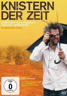 Knistern der Zeit - Christoph Schlingensief und sein Operndorf in Burkina Faso, DVD