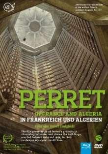 Perret in Frankreich und Algerien (Blu-ray & DVD), 1 Blu-ray Disc und 1 DVD