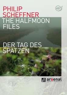 Philip Scheffner: The Halfmoon Files & Der Tag des Spatzen, DVD