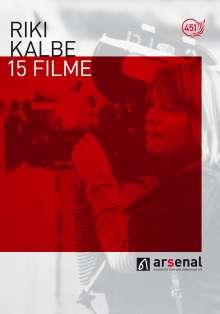 Riki Kalbe: 15 Filme, DVD