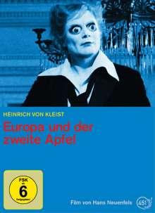 Europa und der zweite Apfel, DVD