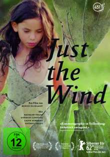 Just the Wind (OmU), DVD