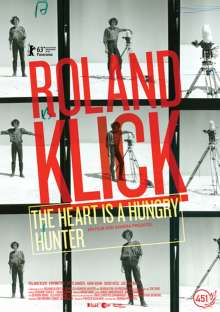 Roland Klick - The Heart is a Hungry Hunter, DVD