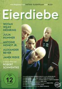 Eierdiebe, DVD
